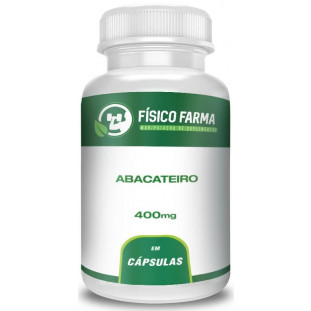 Abacateiro 400mg
