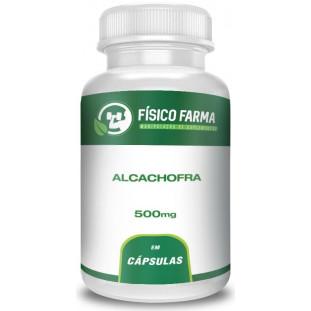 Alcachofra 500mg