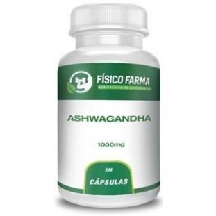 Ashwagandha (Withania somnifera, Ginseng Indiano) 1000mg