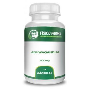 Ashwagandha (Withania somnifera, Ginseng Indiano) 500mg