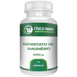Aspartato de Magnésio 500mg