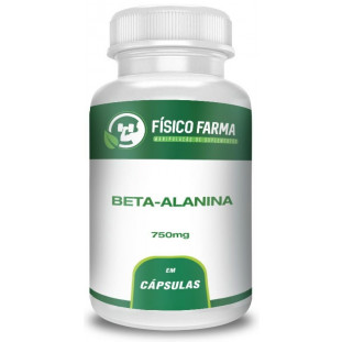 Beta Alanina 750mg