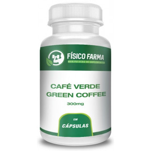 Café Verde (Green Coffee) 300mg