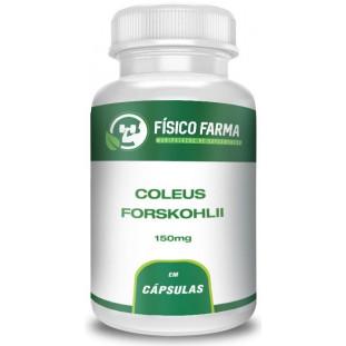 Coleus Forskohlii 150mg