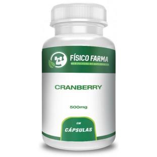 Cranberry 500mg