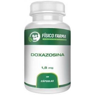 Doxazosina 1,8mg