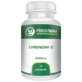 Drenow C 500mg - Sua Drenagem Diária