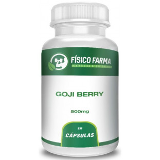 Goji Berry 500mg