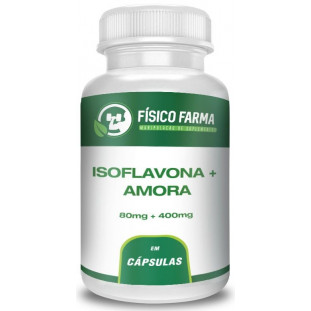 Isoflavona + Amora
