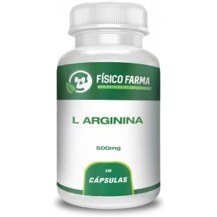 L- Arginina 500mg