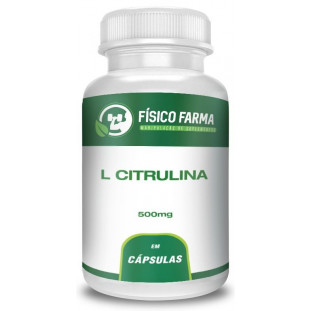 Citrulina Malato 500mg