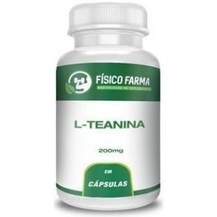 L Teanina 200mg