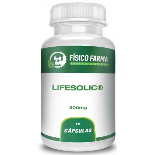 Lifesolic ® - Ácido Ursólico 300mg