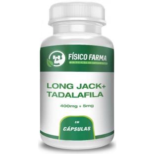 Long Jack + Tadalafila