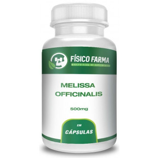Melissa Officinalis 500mg