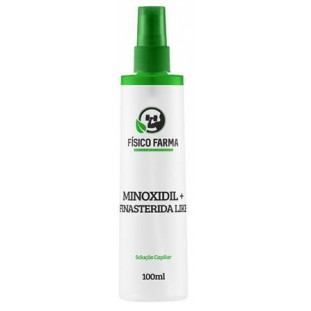 Minoxidil + Finasterida Like (Sfíngoni) Spray 100ml