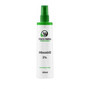 Minoxidil 5% Spray 100ml