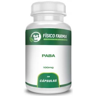 PABA - Ácido Paraminobenzóico 100mg