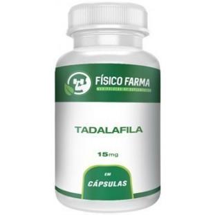 Tadalafila 15mg