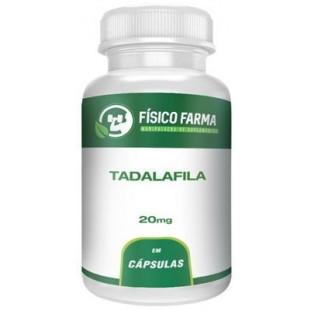Tadalafila 20mg 15 Cápsulas
