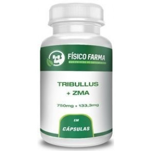 Tribulus 750mg + ZMA