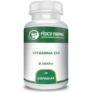 Vitamina D3 2.000ui