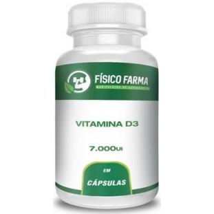 Vitamina D3 7.000ui
