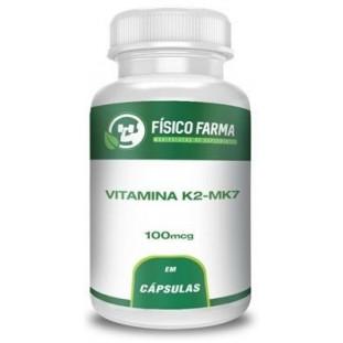 Vitamina K2 (mk-7) 100mcg